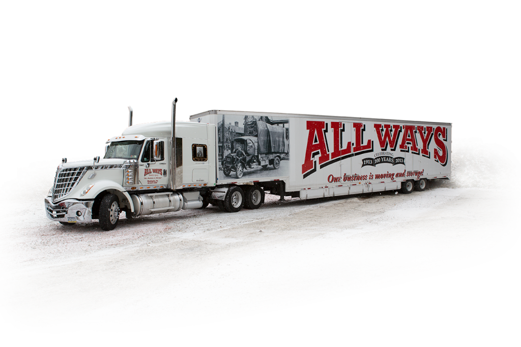 All Ways Moving & Storage ® | Our Business is Moving®