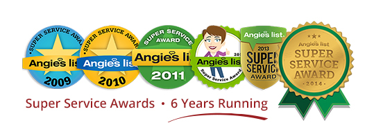Angie's List Super Service Awards for Movers